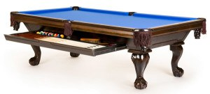 Pool table services and movers and service in Topeka Kansas