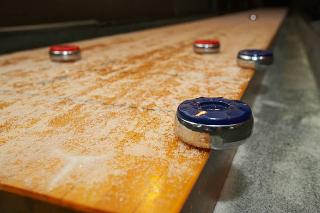 SOLO® Shuffleboard Movers Topeka, Kansas.