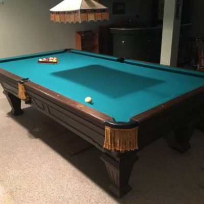Pool Table Custom Original