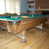 Pool Table by Fischer