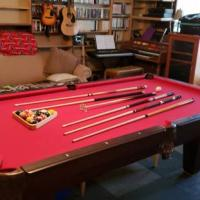 Mint condition pool Table for Sale