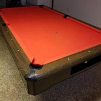 Pool Table in Excellent Condition For Sale