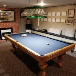 Pool Table Brunswick