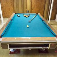 Pool Table - Fischer Empire - Marble Top
