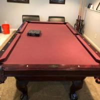 AMF Play Master Pool Table