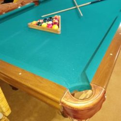 Schmidt Pool Table for Sale (SOLD)