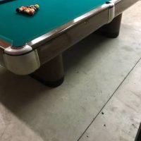 Schmidt 9ft Pool Table